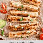 Chipotle Chicken Taquitos-Paleo and pan fried