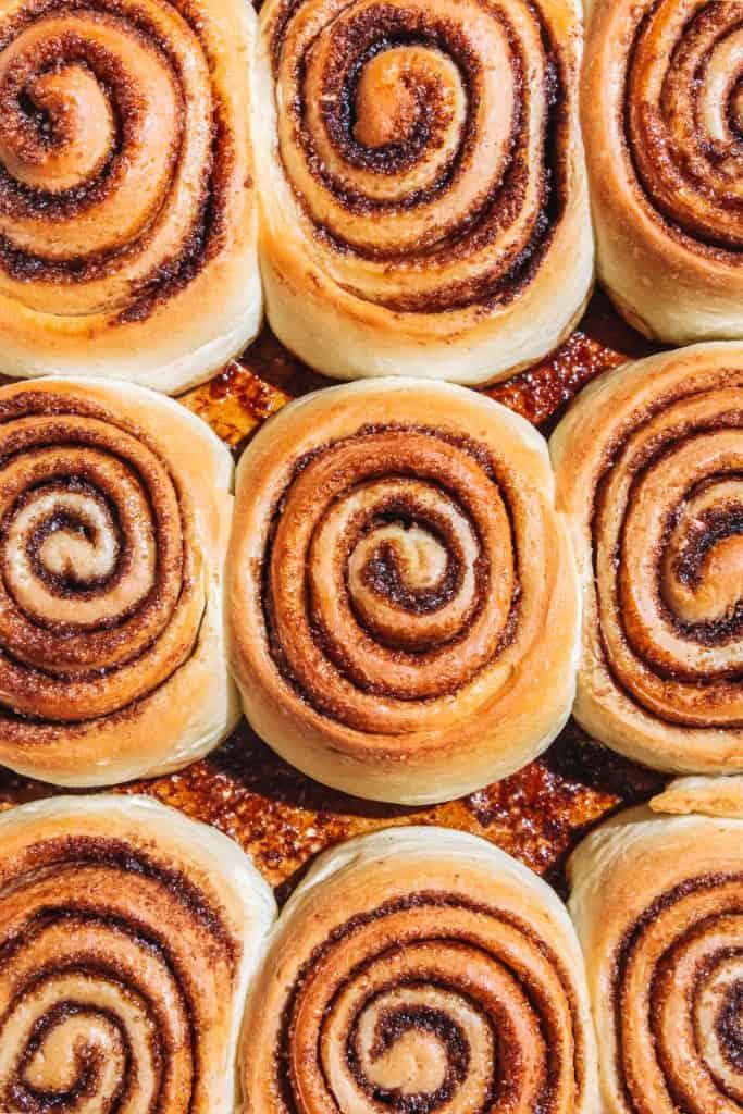 The Best Ever Vegan Cinnamon Rolls
